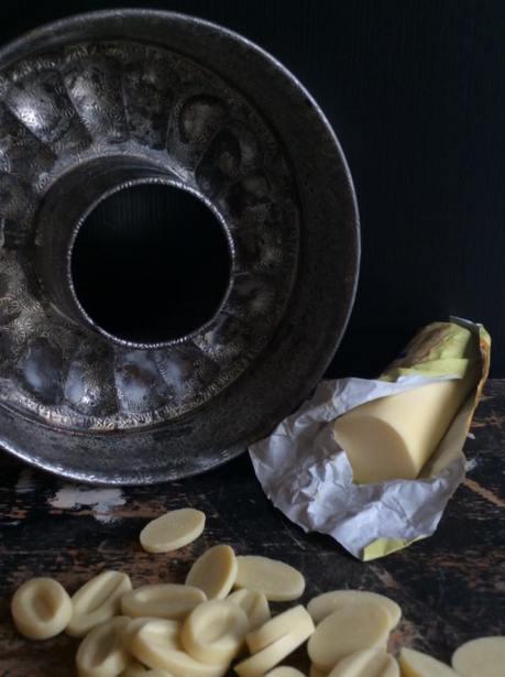 柔軟白巧克力蛋糕MOELLEUX AU CHOCOLAT BLANC