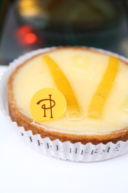 Tarte au Citron pierre Herme