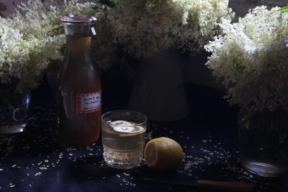 IMG_9956法國家常飲品-接骨木花濃縮糖漿SIROP DE FLEURS DE SUREAU