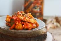 韓式快速小黃瓜泡菜KIMCHI CONCOMBRE