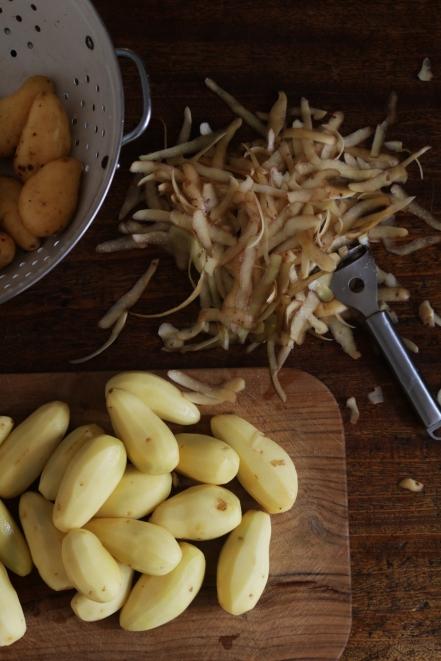 焗烤牛肉末馬鈴薯片GRATIN DE POMME DE TERRE À LA VIANDE HACHÈE-1