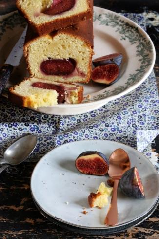 無花果綠檸檬Mascarpone蛋糕-1