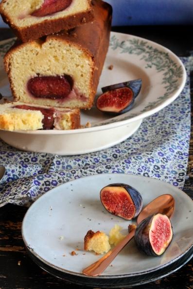 無花果綠檸檬mascarpone蛋糕-2