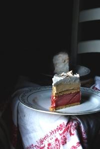 挪威式歐姆蕾蛋糕