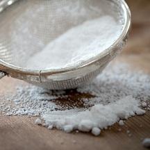 糖霜 Sucre glace