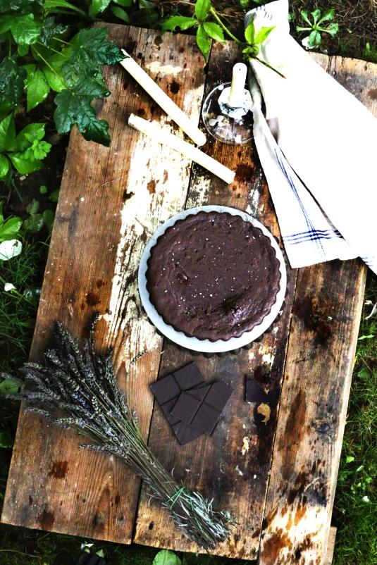 巧克力櫛瓜蛋糕-1